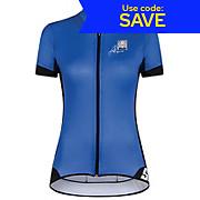Santini Womens Gold Maglia Aero Jersey SS16