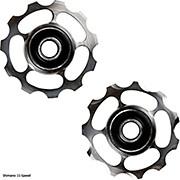 CeramicSpeed Titanium Pulley Wheels
