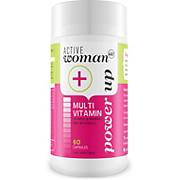 Bio-Synergy Active Woman Multivitamin - 60 Capsules