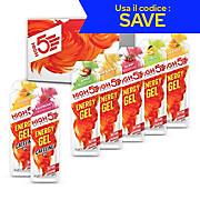 HIGH5 Energy Gels Variety Box 38g x 20
