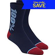 100 Rythym Merino Performance Socks