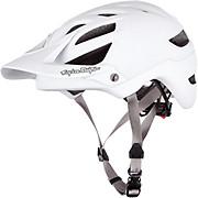 Troy Lee Designs A1 Helmet - Drone White