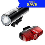 Cateye Volt 400 XC - Rapid Mini Light Set