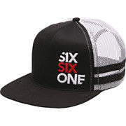 SixSixOne Standard Snapback Hat 2017