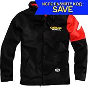 100 Geico Honda Flux Hooded Jacket