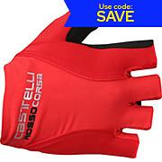 Castelli Rosso Corsa Pave Glove SS17