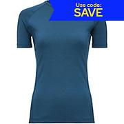 dhb Womens Merino Short Sleeve Base Layer