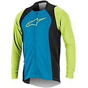 Alpinestars Drop 2 Full Zip Long Sleeve Jersey SS17