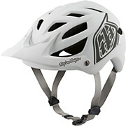 Troy Lee Designs A1 MIPS Helmet - Drone White