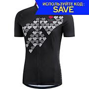Gore Bike Wear Womens E Digi Heart Jersey
