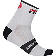 Castelli Rosso Corsa 6  Sock AW17