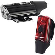 LifeLine Direct USB Safety Bike Light Set