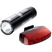 Cateye Volt 100 XC - Rapid Micro Light Set