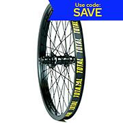 Total BMX Techfire Rear Wheel