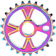 Total BMX Victory Sprocket - Rainbow