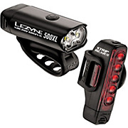 Lezyne Micro 500L & Strip 150L Pair