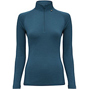 dhb Womens Merino Zip Neck Base Layer M_200