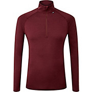 dhb Merino Zip Neck Base Layer M_200