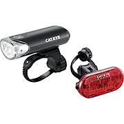 Cateye EL135 & Omni 5 Bike Light Set
