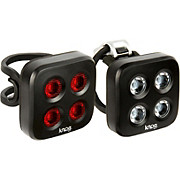picture of Knog Light Blinder MOB The Face Twinpack