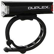 Cateye Duplex Front & Rear Helmet Bike Light