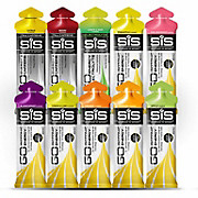 Science In Sport Gel Variety Pack 10x60ml AW17