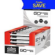 Science In Sport GO Energy Bars + Caffeine 15x40g AW17