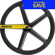 Mavic IO Rio 5 Spoke Tubular Front Track Wheel 2019