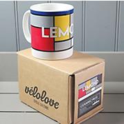Velolove Lemond La Vie Claire Mug 2017