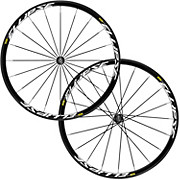 Mavic Ellipse Clincher Track Wheel Set