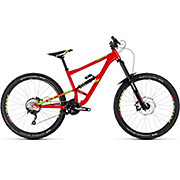 Cube Hanzz 190 Race 27.5 Suspension Bike 2018