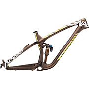 NS Bikes Snabb 160 CARBON w-DPX2 mount Frame 2018