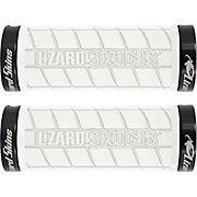 Lizard Skins Logo Shorty Lock On Handlebar Grips