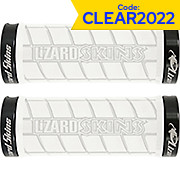 Lizard Skins Logo Shorty Lock On Handlebar Grips