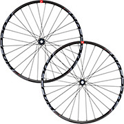 Fulcrum RED ZONE 5 Boost MTB Wheelset 2019 Colony Pintour Front BMX Wheel - Rainbow DT Swiss DT350 on RaceFace Arc40 Rear Wheel