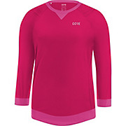 Gore Wear Womens C5 All Mountain 3-4 Jersey SS18