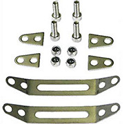 Tubus Clamp Set For Seat Stay Mounting