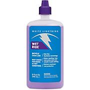 White Lightning WetRide Synthetic Lubricant 240ml Bottle