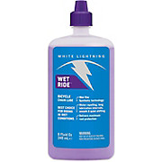 White Lightning WetRide Synthetic Lubricant 240ml Bottle