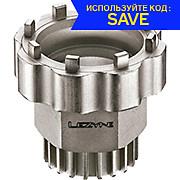 Lezyne Splined Bottom Bracket Socket Tool