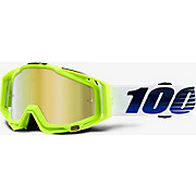 100 RACECRAFT GP21 - Mirror Gold Lens SS18