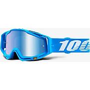 100 RACECRAFT Monoblock - Mirror Blue Lens SS18