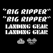 SE Bikes Big Ripper Decal Set