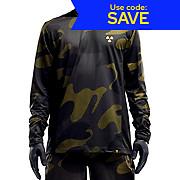Nukeproof Kashmir Long Sleeve Jersey - Camo SS18