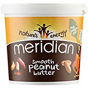 Meridian Peanut Natural Butter 1000g Tub