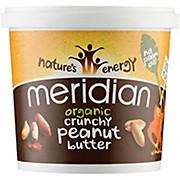 Meridian Peanut Organic Butter 1000g Tub