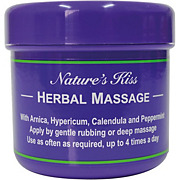 Natures Kiss Herbal Massage 90g