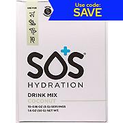SOS Rehydrate SOS Coconut Electrolyte Drink 20x4.6g