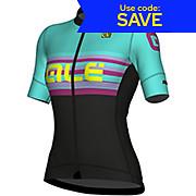Alé Womens Graphics R-EV1 Summer Jersey SS18