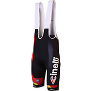 Santini Cinelli Chrome Cool Max 2 Pad Bib Short 2017